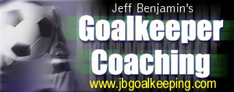 GOALKEEPER COACHING